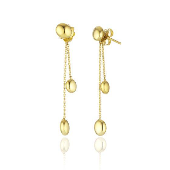 Chimento 18K Earrings in yellow gold