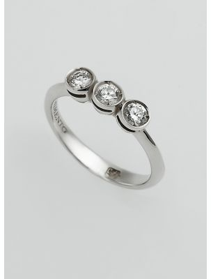 Chimento engagement ring Trilogy
