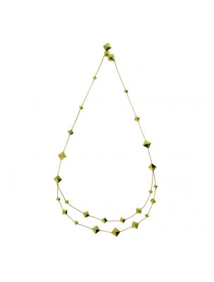 Chimento 18K Necklace in yellow gold with diamonds