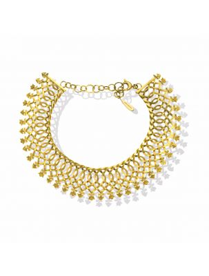 Anna Avakian yellow gold necklace