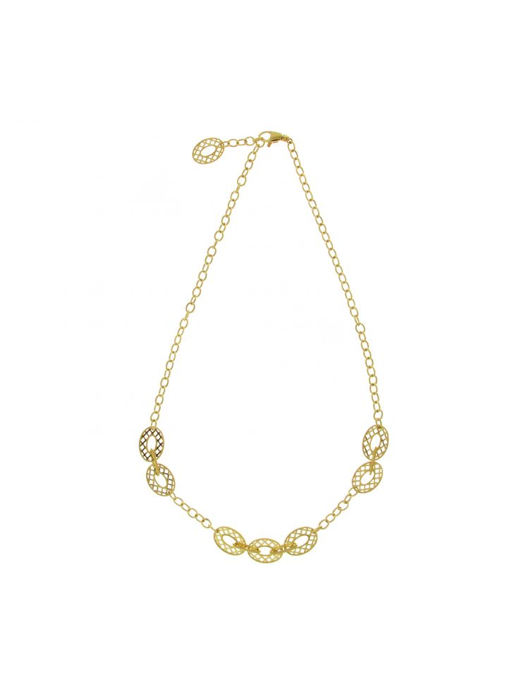Chimento 18K Necklace in yellow gold