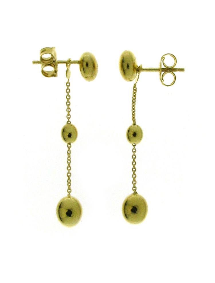 Chimento 18K Earrings in yellow gold