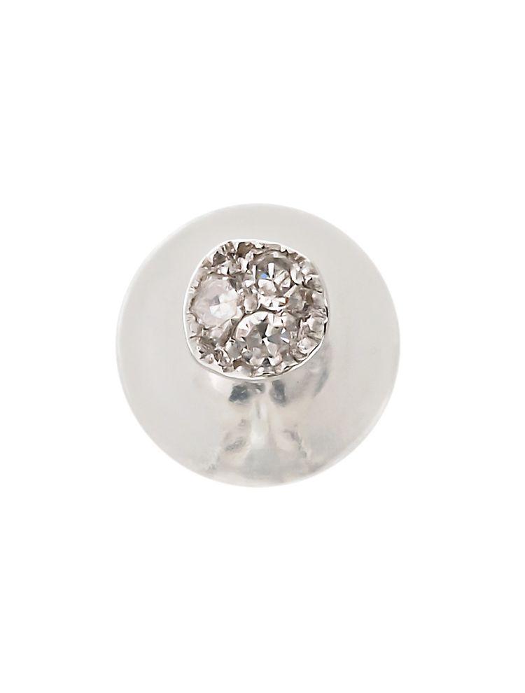 Bliss diamond earrings