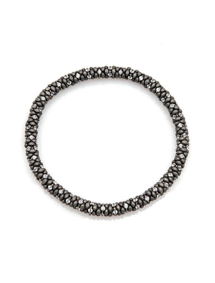 Reho silver bangle
